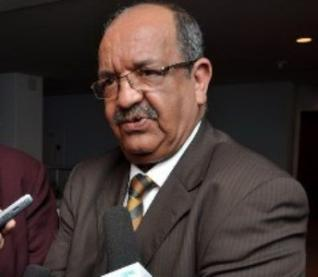 Algerian minister for African Affairs, Abdelkader Messahel
