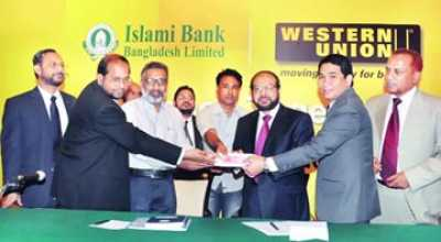 Islami Bank Bangladesh Ltd and global remittance leader get close