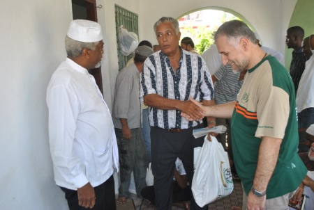 Cuban Muslims welcome IHH officials